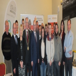 Graduation for Construction Skills Operative Course in Drogheda