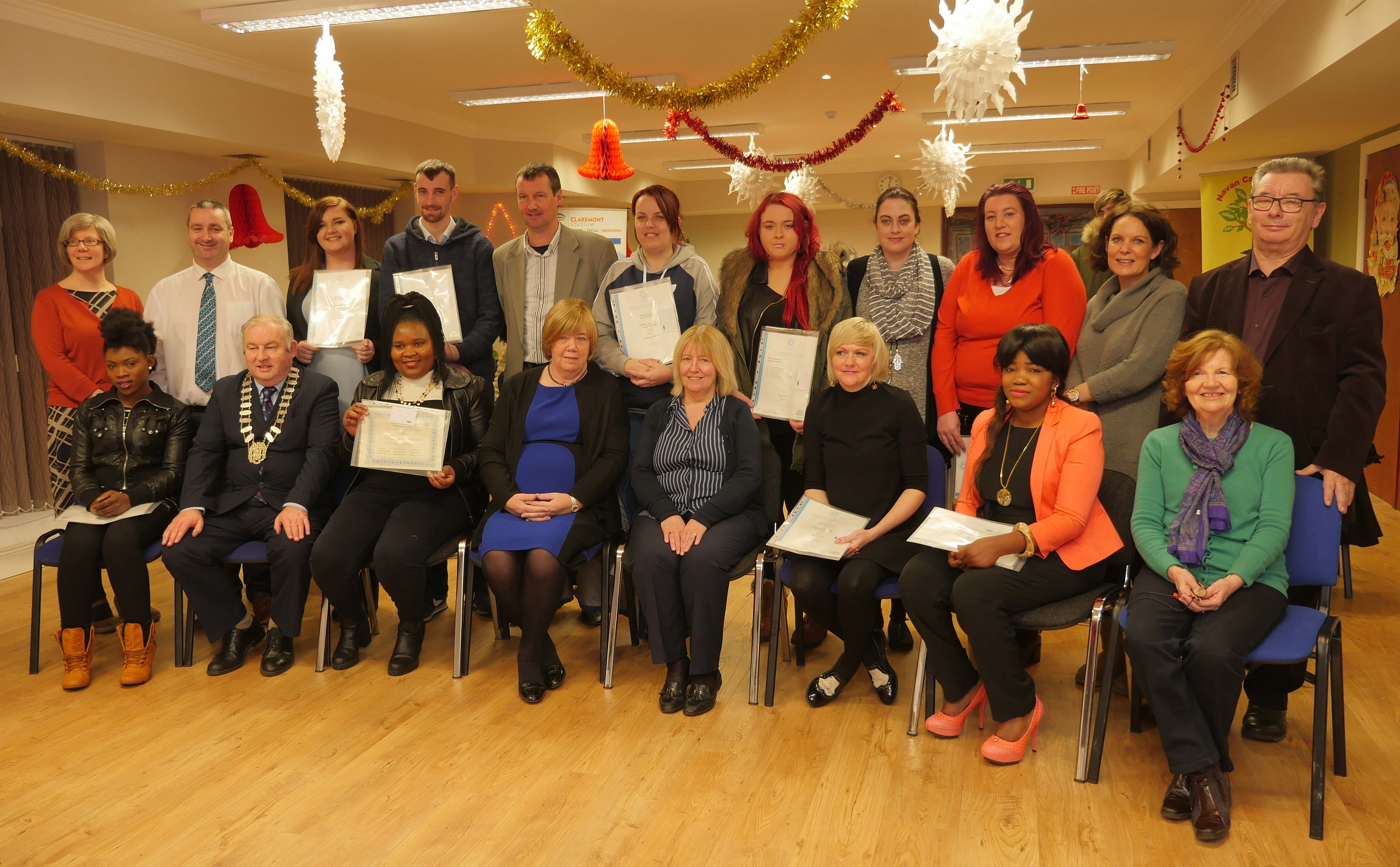 navan career start certificates 2014 2016